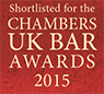 Chambers UK Bar Awards 2015